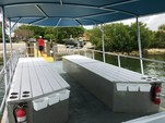 40 ft. Bulldog Pontoons 10x40 Pontoon Boat Rental Miami Image 128