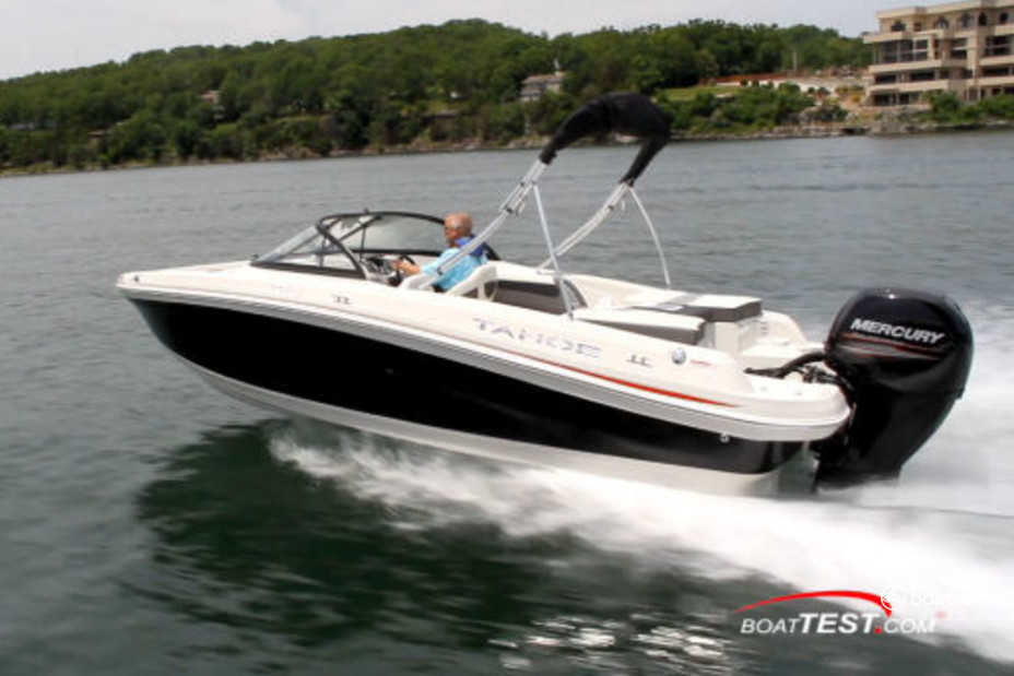 Rent a Tahoe by Tracker Marine fish and_ski in Seabrook, TX near me
