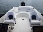 """22 ft. Kayot 22'4"""" OB Super Dek 226 Deck Boat Boat Rental San Diego Image 1"""