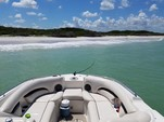 24 ft. Hurricane Boats SD 2400 Deck Boat Boat Rental Tampa Image 13