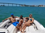 24 ft. Hurricane Boats SD 2400 Deck Boat Boat Rental Tampa Image 21