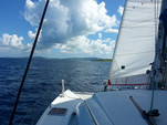38 ft. SUNSAIL 384 Robertson and Caine Catamaran Catamaran Boat Rental Miami Image 9