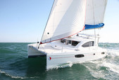 38 ft. SUNSAIL 384 Robertson and Caine Catamaran Catamaran Boat Rental Miami Image 11