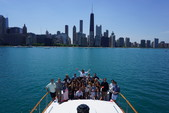 69 ft. Chris Craft 68 Roamer Motor Yacht Boat Rental Chicago Image 21