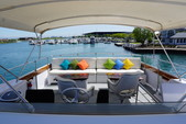 69 ft. Chris Craft 68 Roamer Motor Yacht Boat Rental Chicago Image 8