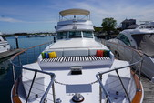 69 ft. Chris Craft 68 Roamer Motor Yacht Boat Rental Chicago Image 6