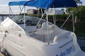 25 ft. Bayliner 2455 Ciera Sunbridge Cuddy Cabin Boat Rental West Palm Beach  Image 1