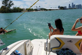 26 ft. Monterey Boats M5 Ski And Wakeboard Boat Rental Miami Image 29