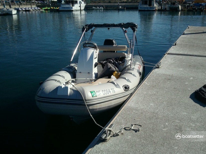 Rent a Achilles Inflatable Craft skiff in San Clemente, CA near me
