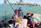 22 ft. Bentley Pontoon 220 Prestige LC  Pontoon Boat Rental Miami Image 6