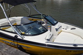 23 ft. Monterey Boats 224FS Ski And Wakeboard Boat Rental Atlanta Image 4