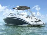 24 ft. Yamaha 242 Limited S Jet Boat Boat Rental Miami Image 2