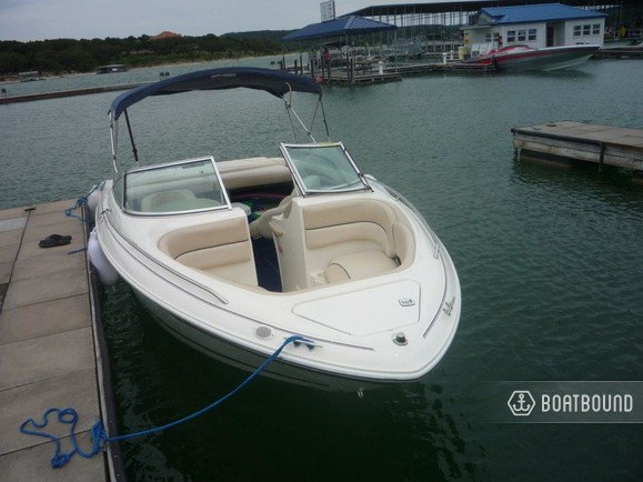 Rent a 1998 21 ft  Sea Ray Boats 210 Bow Rider in Austin, TX on Boatsetter