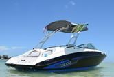 19 ft. Yamaha AR 190 Bow Rider Boat Rental Orlando-Lakeland Image 6