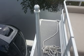 26 ft. Sun Tracker by Tracker Marine Party Barge 24 XP3 w/150ELPT 4-S Cruiser Boat Rental Tampa Image 3