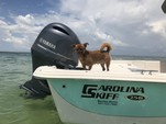 25 ft. Carolina Skiff 258 DLV Center Console Boat Rental Tampa Image 4