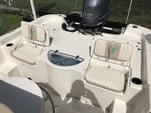 25 ft. Carolina Skiff 258 DLV Center Console Boat Rental Tampa Image 6