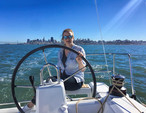 36 ft. Beneteau Oceanis 35 Cruiser Sloop Boat Rental San Francisco Image 7