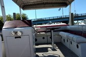 24 ft. Riviera Cruiser C-24 Pontoon Boat Rental Chicago Image 3