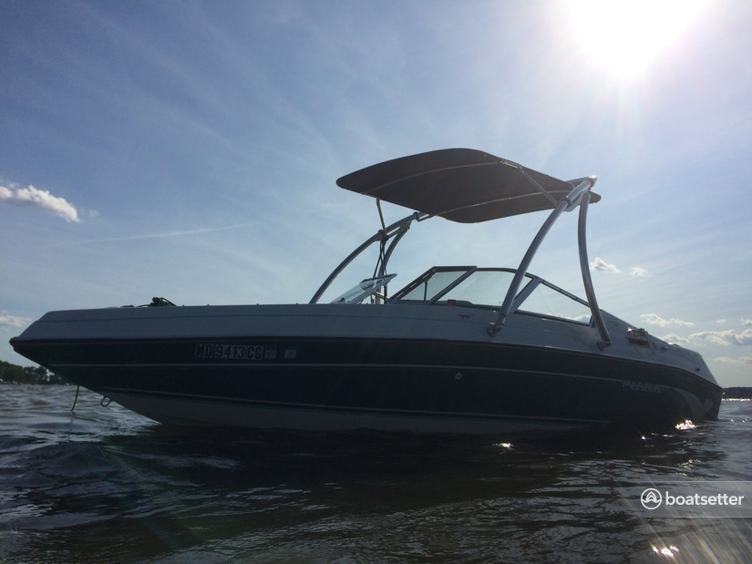 Rent a Marada by CM Holdings bow rider in Edgewater, MD near me