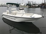18 ft. Boston Whaler 18 Outrage Bow Rider Boat Rental Boston Image 1