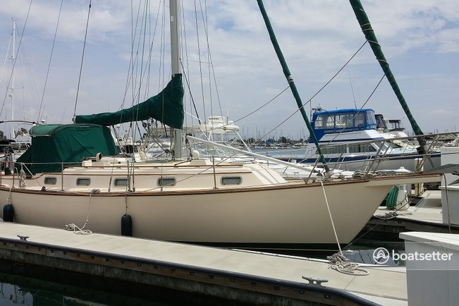 Rent a Island Packet Yachts sloop in Oxnard, CA near me