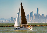 36 ft. Beneteau Oceanis 35 Cruiser Sloop Boat Rental San Francisco Image 2
