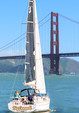36 ft. Beneteau Oceanis 35 Cruiser Sloop Boat Rental San Francisco Image 1