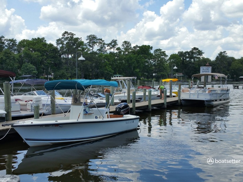 Rent a Mako Marine center console in Orange Park, FL near me