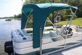 21 ft. Premier Marine 20' Sunsation C Pontoon Boat Rental Rest of Northeast Image 4