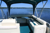 21 ft. Premier Marine 20' Sunsation C Pontoon Boat Rental Rest of Northeast Image 2