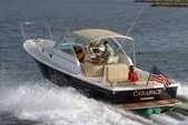 29 ft. Hunt Yachts Surfhunter 29 Downeast Boat Rental Boston Image 1
