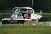 29 ft. Hunt Yachts Surfhunter 29 Downeast Boat Rental Boston Image 3