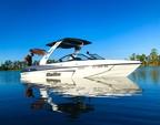 23 ft. Malibu Boats Wakesetter 23 LSV Ski And Wakeboard Boat Rental Orlando-Lakeland Image 1
