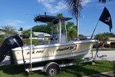 20 ft. Sea Pro Boats 196 CC w/150XL Verado Center Console Boat Rental Miami Image 6