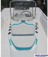 21 ft. Nitro by Tracker Marine Bay 2200 VL  Center Console Boat Rental Austin Image 3