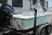 21 ft. Nitro by Tracker Marine Bay 2200 VL  Center Console Boat Rental Austin Image 1