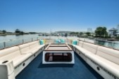 73 ft. Chris Craft 73 Roamer Motor Yacht Boat Rental Chicago Image 5