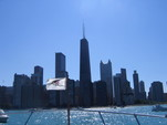 73 ft. Chris Craft 73 Roamer Motor Yacht Boat Rental Chicago Image 9