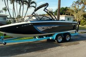 20 ft. Tige' Boats R20 Ski And Wakeboard Boat Rental Miami Image 13