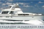 73 ft. Chris Craft 73 Roamer Motor Yacht Boat Rental Chicago Image 2