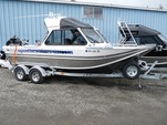 20 ft. NORTHWEST BOATS 208 Seastar Aluminum Fishing Boat Rental Seattle-Puget Sound Image 8