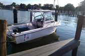 22 ft. Stratos Boats 2250WA Fish And Ski Boat Rental Washington DC Image 3