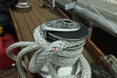 38 ft. Cheoy Lee Offshore 38 Keel Sloop Boat Rental Washington DC Image 13