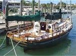 32 ft. Van Dam 32 Ketch Classic Boat Rental Miami Image 1