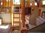 32 ft. Van Dam 32 Ketch Classic Boat Rental Miami Image 2