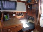 31 ft. Hallberg-Rassy 31 Cruiser Boat Rental San Francisco Image 6