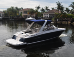 29 ft. Regal Boats 2700 Bow Rider Boat Rental Miami Image 9