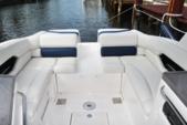 29 ft. Regal Boats 2700 Bow Rider Boat Rental Miami Image 5