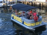 22 ft. Bentley Pontoon 220 Prestige LC  Pontoon Boat Rental Miami Image 10